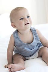 Baby sitting, indoors