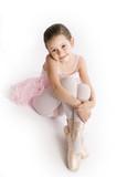 Fototapety Sweet little ballerina