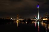 Düsseldorf Skyline - Fine Art prints