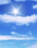 Fototapety great blue sky