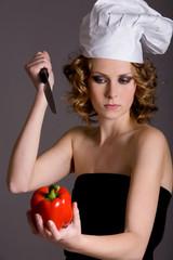 Hating vegetables