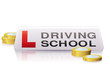 Driving School and money