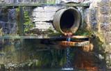 Sewage pipe poster