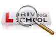 Seek a driving school