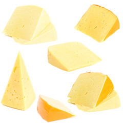 Collection of cheese