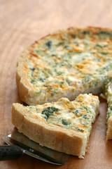 Quiche - Broccoli Cheddar