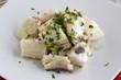 Baccala in frattona - Secondi di pesce Ricette Cucina Veneto