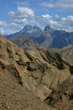 Ladakh - Col et himalaya poster