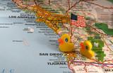 map ,atlas,san,diego,california,travel poster