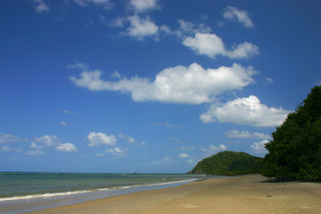 Plage de Cape Tribulation