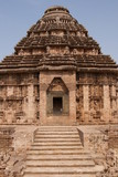 Steps leading to the ancient Konark Hindu Temple poster