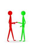 agreement handshake poster