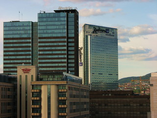 Oslo - Radisson SAS Hotel