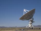 Very Large Array Radio Telescope poster