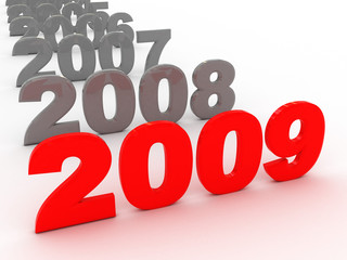 2009 year