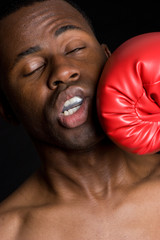 Boxing Man