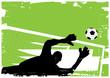 roleta: goal keeper