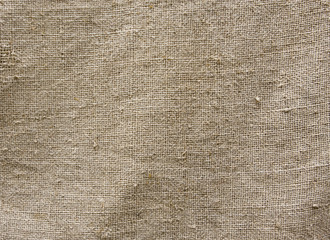 Beige sacking texture