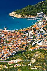 the city Makarska