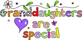 granddaughters are special poster