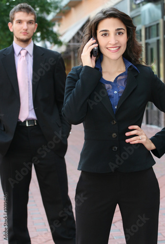 Business People, Street