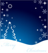 winter background (vector)