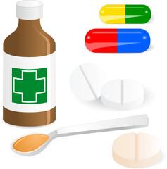 Medizin - Iconset