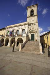 Norcia: Palazzo Comunale