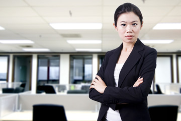 Confident Asian Business/Educational women