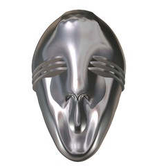 Decorative mask