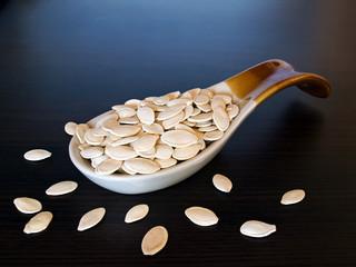Gourd's kernels