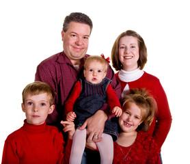 Family Portrait Close