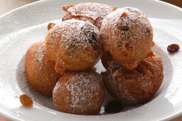 Frittelle alla veneziana - Dolci di carnevale Ricette del Veneto