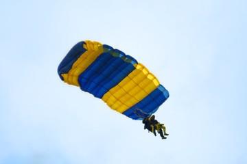 Fallschirmspringen