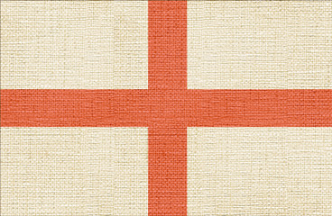 flag of england canvas