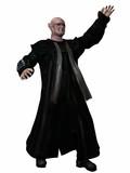 Vampir-3D Figur poster