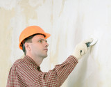 drywall taping contractor poster