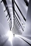Fototapety Footpath tunnel