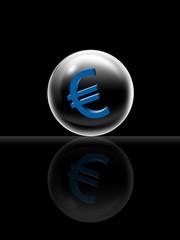 Euro bubble