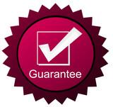 guarantee sign 9 poster