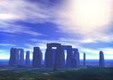 stonehenge alba poster