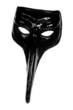 Black Renaissance Carnival Mask