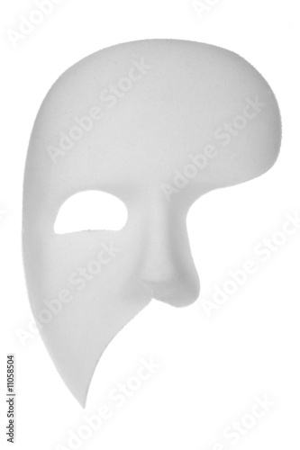 Phantom of the Opera Mask Poster