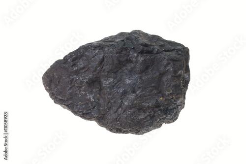 coal, carbon nuggets