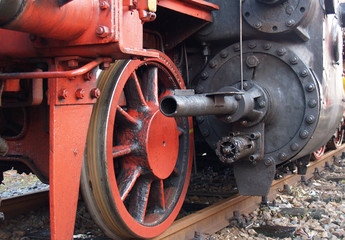 Dampflok 58311 Detail