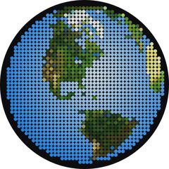 Earth Mosaic 2