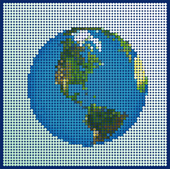 Earth Mosaic