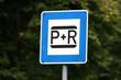 P + R