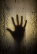shadow of horror hand