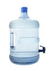 A large drinking water dispenser